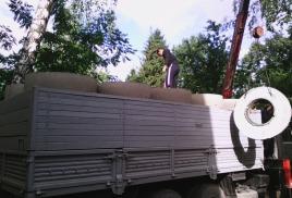 материалы для колодца в Дмитрове